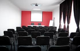 conference hall beograd 80 square meters 60 seating equipment