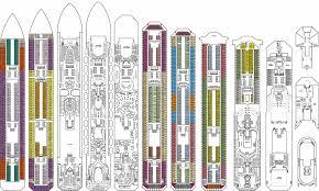 adventure of the seas floor plan adventure of the seas cruise ship deck plan deckplans excellent rcl