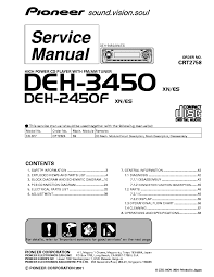 pioneer keh 1060 parts service manual download schematics eeprom