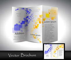 product brochure template free brochure template free vector in adobe illustrator ai ai