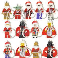 shop single sale keychain figure santa claus