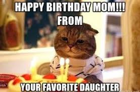 Thank You Birthday Meme - happy birthday mom meme wishes messages and quotes