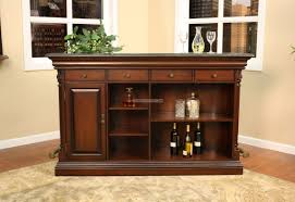 Large Bar Cabinet Side Bar Table Furniture Side Tables Design