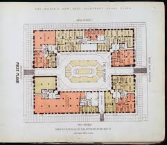 file first floor plan of the apthorp apartments nypl b11389518