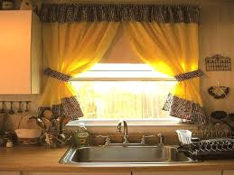 curtain ideas for kitchen windows curtain ideas kitchen evisu info