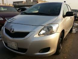 toyota yaris 2013 used toyota yaris silver 2013 for sale in jeddah for 13 000 sr