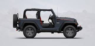 rubicon jeep colors 2017 jeep wrangler and wrangler unlimited rubicon recon