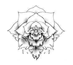 wilting rose tattoo design by neogzus on deviantart