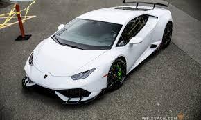 Lamborghini Huracan Body Kit - 2017 lamborghini huracan lp 610 4 coupe weissach