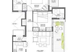 customizable floor plans standard floor plan 2bhk 1050 sq ft customized floor plan 2
