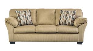 buy aluria mocha queen sofa sleeper by benchcraft from www