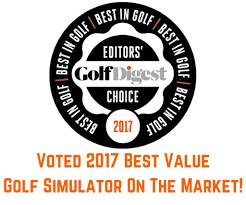 skytrak golf simulator home package