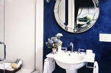 blue bathroom decor ideas blue brown bathroom decor genwitch