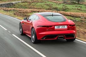 jaguar f type 4cyl new base sportster is on sale now by car magazine