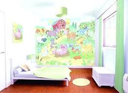 papier peint pour chambre d enfant papier peint la ferme de bacbac papier peint pour chambre garcon