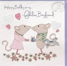 handmade boyfriend birthday card karenza paperie