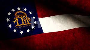 Georgia Flag Georgia State Flag Youtube