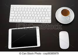 bureau num駻ique table tablette bureau numérique bureau tablette image