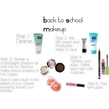 makeup school ta best 25 easy school makeup ideas on simple school