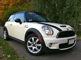 2007 cooper s u2013 15 000 u2013 white 6 sp professor u0027s car black