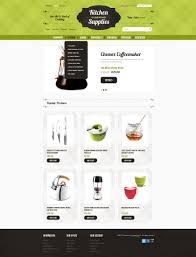 Kitchen Website Design by Kitchen And Supplies Shop Prestashop Theme 36667