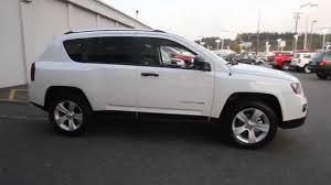 compass jeep white 2015 jeep compass sport white fd110973 mt vernon skagit