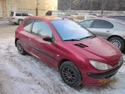 peugeot 206 2002 пежо 206 2002 1 4 литра первая новосибирск бензиновый