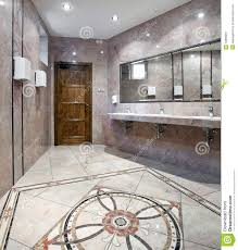 public restroom interior royalty free stock photography image