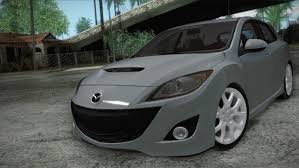 mazda sa mazda mazdaspeed3 2010 for gta san andreas