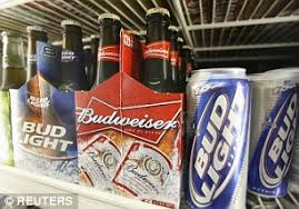 bud light beer calories daily briefing millennials knock back low calorie beer bud light