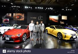 lexus sports car japan tokyo japan 16th mar 2017 lexus international president tokuo