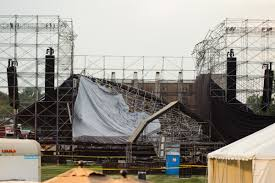 Radiohead Live In The Basement Live Nation Applies To Have Radiohead Stage Collapse Case Thrown