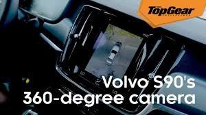 check out volvo s90 u0027s cool park assist 360 degree camera youtube