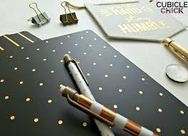 My Gold Desk November Desk Set Inspiration Sparkle And Shine Giveaway