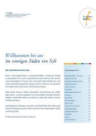 wã schestã nder balkon gastgeberverzeichnis hörnum sylt 2014 nordsee tourismus service