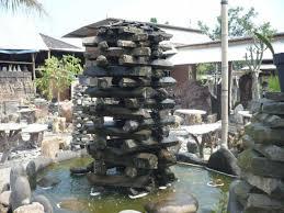 backyard and garden fountains