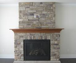 charm stacked stone fireplace designs stacked stone fireplace to