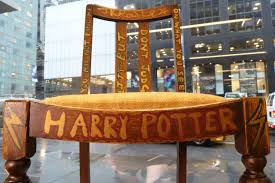j k rowlings harry potter chair sells for idolza