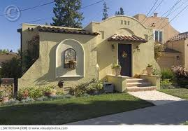 spanish house designs spanish house exterior front one story style home building plans