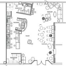 Shop Floor Plans Small Cafe New York Floor Plan Jpg 588 1099 U2026 Pinteres U2026