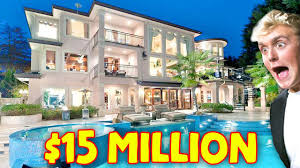 captainsparklez house in real life top 10 most expensive youtuber homes team 10 house jake paul