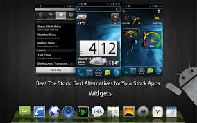 best alternative widget apps for android beat the stock