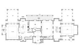 floor plans by address 8 000 square foot miami mansion level floor plan