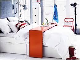 Ikea Schlafzimmer At Faszinierend Modernes Haus Malm Ablagetisch Braun Frame Trysil