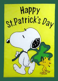 peanuts s day 75 best peanuts st patty s day images on