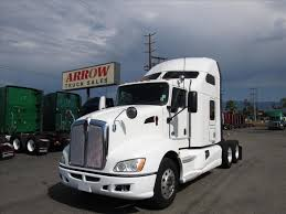 used kenworth semi trucks 2013 kw t660 for sale u2013 used semi trucks arrow truck sales
