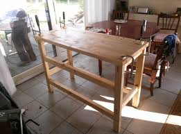 Simple Work Bench A Very Simple Paul Sellers Inspired Workbench By Arthurbvb