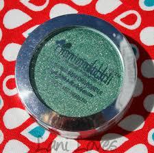 i hadn u0027t heard of mimididi flashing diamond powder eyeshadow 12 swatches u0026 review