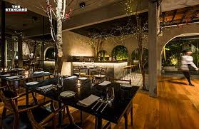 cuisine de restaurant ความสวยงามของธรรมชาต ถ ายทอดส จานอาหารท cuisine de garden