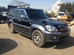 hyundai terracan 2002 4wd automatic youtube